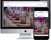 Delika :: website