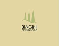 Biagini Giardinaggio - Brand identity