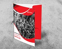 Corporate Presentation Folder Template