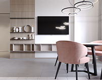 Room in minimalizm