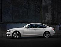 BMW F30 by Dmitry Zhuravlev