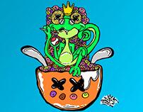 Chameleon king of cereals
