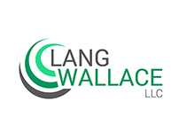 Lang Wallace Logo & Stationery