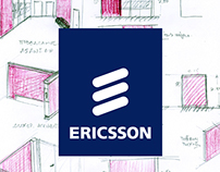 ERICSSON HELLAS - OFFICE REDECORATION