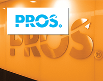 PROS Projects & Rebrand – Technology