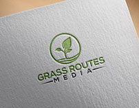 Grass Routes Logo.