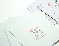 Informationsfolder für Rosenkult – handmade with love