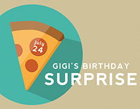 Gigi's Birthday Surprise