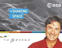 European Space Agency Corporate identity