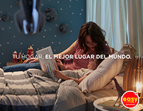 Campaña primavera - verano EASY #ElMejorLugarDelMundo