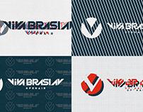 Logo animation Viva Braslav Open Air