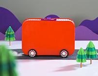 Vodafone m-pesa Bumpers