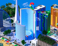 Google's Future City Toronto / Politico Magazine