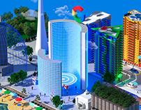 Google's Future City Toronto / Politico Magazine