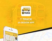 7 Track Mobile Application