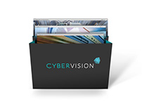 CyberVision - HyperCube Brand Concept
