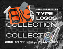 BIG TYPE LOGOS COLLECTION