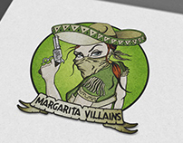 Logo Design / Illustration: Margarita Villains