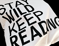 Reading Wild - Brand identity