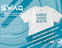 Pegasus // Camisetas con SWAG