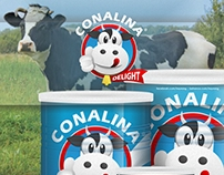 Branding for a Milk formula company