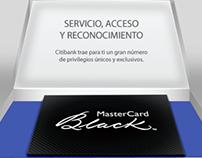 MasterCard Black -Citi-