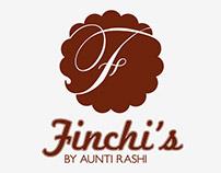 Finchi's Desserts ~ Branding & logo design