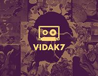 VidaK7 - O Seu Podcast Movido à Pilha!