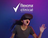 3xperiencia Rexona Clinical