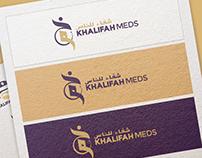 Khalifah Meds | Logo Design