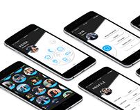 BLUBBLE - messenger App