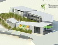 Media School + Urban Garden