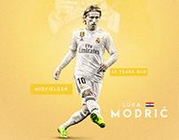 Ballon d'Or 2018 - Luka Modrić