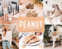 Free Peanut Mobile & Desktop Lightroom Presets