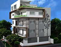 Ongoing Architectural projects in Hyderabad