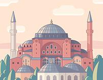 Cities & Symbols/Turkey-3