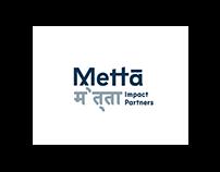 Metta Impact Partners Brand Identity