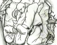 Família Jiu-jitsu