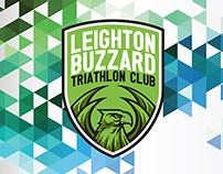 Leighton Buzzard Triathlon Club Branding