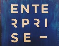 Enterprise Album Cover and Merchandise