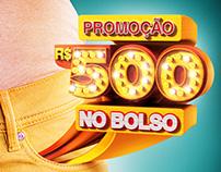 Promoção 500 no bolso • Muffato