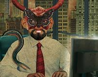 Hostilidad en la oficina, Revista Valor Corporativo