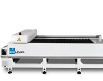 BRM Portal Laser Cutting Machine (130250)