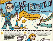 Eksperymentuj! – press column for Gazeta Wyborcza