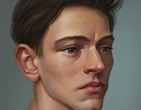 Portrait studyies