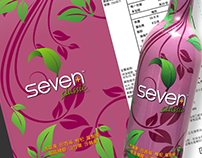 Seven+ Classic Packaging