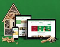Werky – Webdesign Startseite