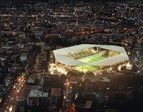 Parma Calcio new Stadium