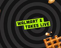 Take 5 Walmart Launch