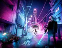Cyberpunk 2099